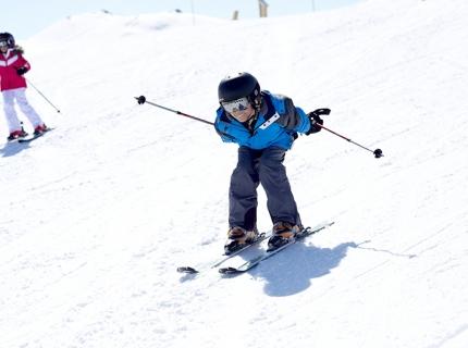Forfait Méribel - le ski adapté aux enfants à Méribel